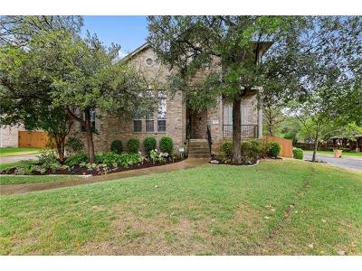 Travis County Single Family Home Pending - Taking Backups: 6517 Goodall Ct