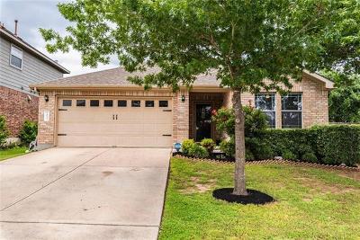 Buda Single Family Home Pending - Taking Backups: 1032 Clark Brothers Dr