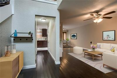 Travis County, Williamson County Condo/Townhouse For Sale: 6211 Manor Rd #118