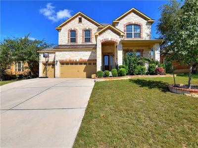Austin Single Family Home For Sale: 922 Wild Rose Dr