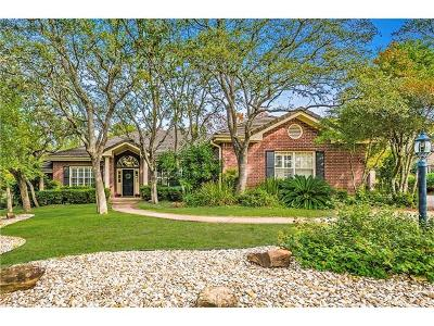 Lakeway Single Family Home Pending: 720 Rolling Green Dr