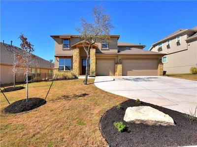 Leander Single Family Home For Sale: 3521 Venezia Vw