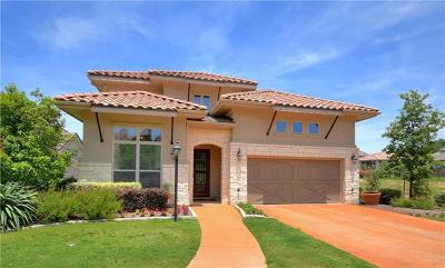 Austin Single Family Home For Sale: 116 Blue Clearing Way