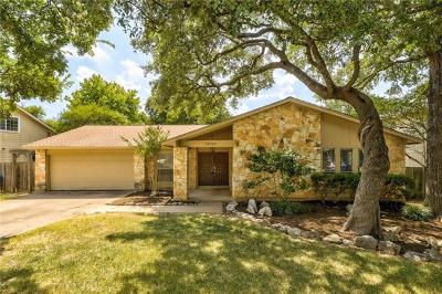 Austin Single Family Home For Sale: 11502 Heathrow Dr