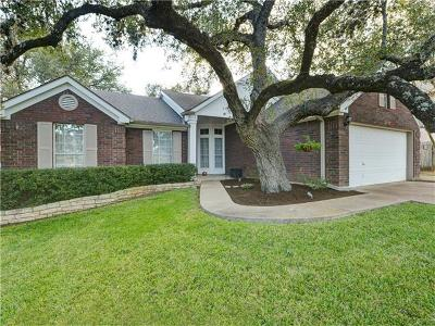 Hays County, Travis County, Williamson County Single Family Home Pending - Taking Backups: 3111 Ammunition Dr