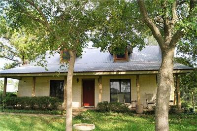 Elgin TX Single Family Home Pending - Taking Backups: $249,900