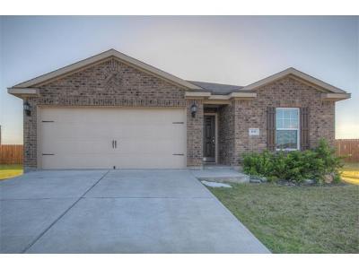 Williamson County Single Family Home For Sale: 108 Brockston Cv
