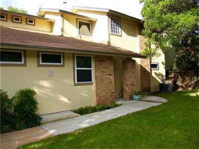 Condo/Townhouse For Sale: 3224 Tamarron Blvd #B