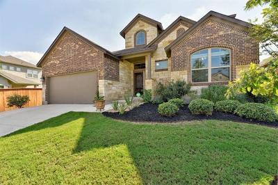 Georgetown Single Family Home For Sale: 105 Coral Bean Way