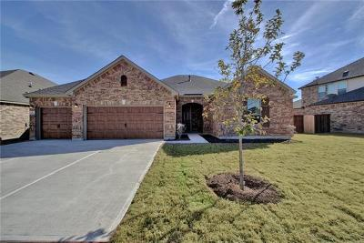 Leander Single Family Home For Sale: 1212 Brenham Ln