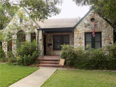 Austin Rental For Rent: 4601 Red River St