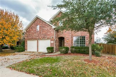 Manor Single Family Home For Sale: 13600 Field Stream Ln