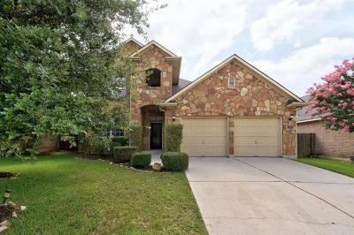 Cedar Park Single Family Home For Sale: 506 Arrowhead Trl
