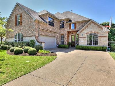 Round Rock TX Single Family Home Sold: $444,900