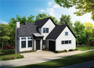 Hays County, Travis County, Williamson County Single Family Home For Sale: 3018 Sunridge Dr #Bldg 3