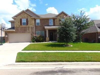 Killeen Single Family Home For Sale: 6110 Flat Slate Dr