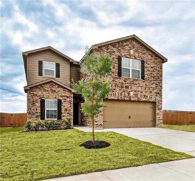 Jarrell Single Family Home For Sale: 524 Yearwood Ln