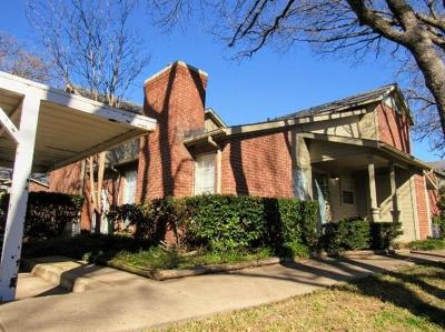 Hopkins County, Wood County, Rains County, Van Zandt County, Henderson County, Limestone County, Leon County, Robertson County, Falls County, McLennan County, Bosque County, Hill County, Dallas County, Cooke County, Montague County, Tarrant County, Palo Pinto County Condo/Townhouse For Sale: 1429 Meadowood Village Dr