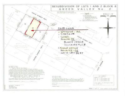 Austin Residential Lots & Land Pending - Taking Backups: 5205 Chico