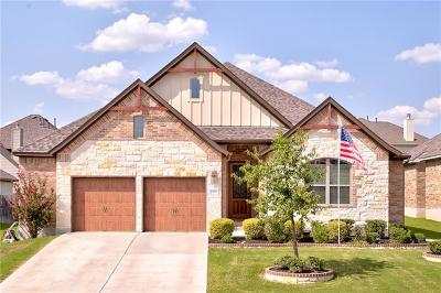 Pflugerville Single Family Home For Sale: 2916 Windy Vane Dr