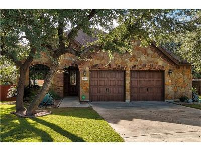 Cedar Park Single Family Home For Sale: 1623 Rimstone Dr