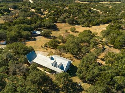 Dripping Springs Single Family Home Pending - Taking Backups: 4601 McGregor Ln