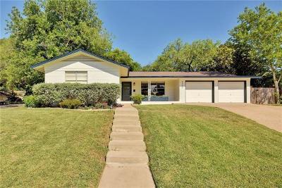 Austin Single Family Home Pending - Taking Backups: 5900 Bullard Dr