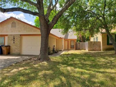 Austin Rental For Rent: 1903 Gracy Farms Ln #B