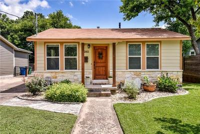 Single Family Home For Sale: 1202 W Saint Johns Ave