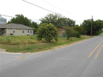 Taylor Residential Lots & Land For Sale: 801 E Martin Luther King Jr Blvd