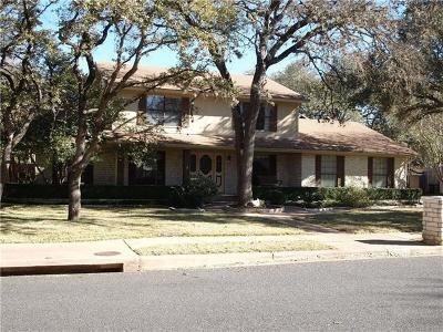 Travis County, Williamson County Single Family Home For Sale: 11001 Plumewood Dr