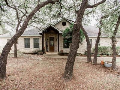 Dripping Springs Single Family Home Coming Soon: 401 N Canyonwood Dr