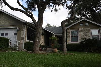Wimberley Single Family Home For Sale: 17 Pebblebrook Ln