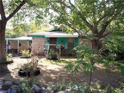 Single Family Home For Sale: 4808 Blueberry Trl