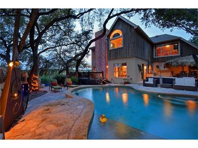 Austin Single Family Home For Sale: 3919 Conference Cv
