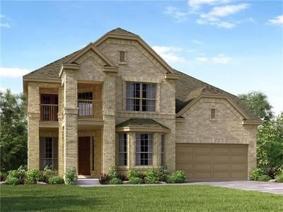 Round Rock Single Family Home For Sale: 2253 Hat Bender Loop