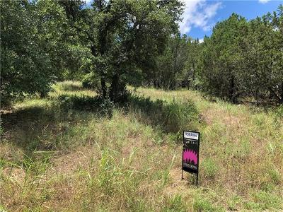 Horseshoe Bay Residential Lots & Land For Sale: Taylor Dr