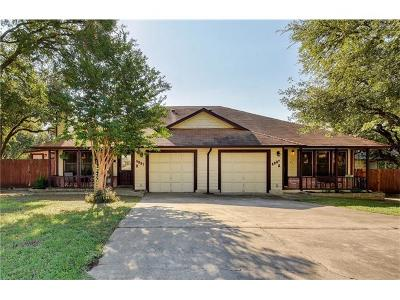 Austin Multi Family Home Pending - Taking Backups: 6007 Parkwood Dr
