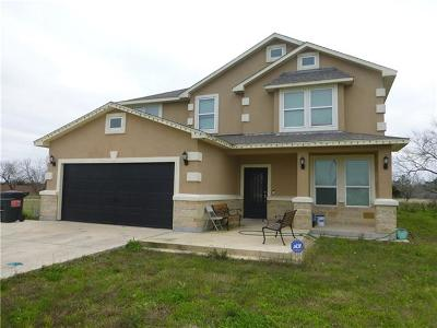 Del Valle Single Family Home For Sale: 133 Forest Lake Dr