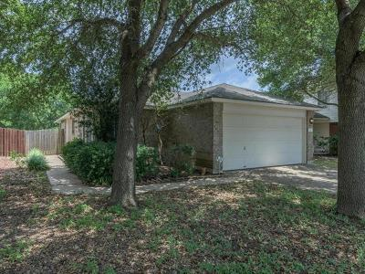 Hays County, Travis County, Williamson County Single Family Home For Sale: 1744 Canon Yeomans Trl