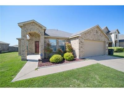 Killeen Single Family Home For Sale: 6113 Bridgewood Dr