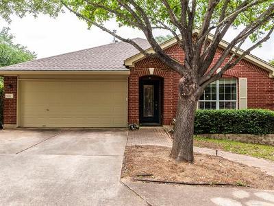 Austin Single Family Home For Sale: 9317 Axtellon Ct