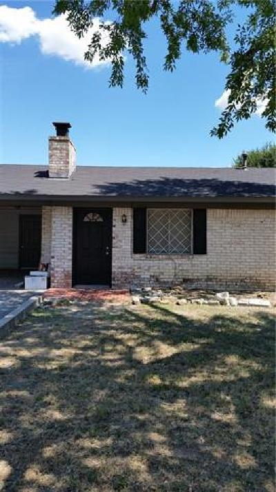 Georgetown Rental For Rent: 2305 Cottonwood Dr #A