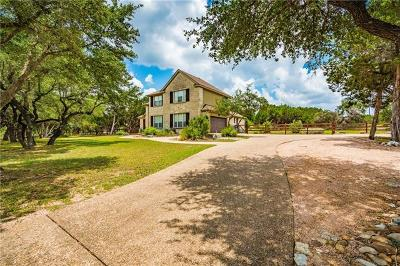 Austin Single Family Home For Sale: 14044 Timberline Trl