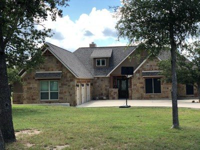 Lockhart Single Family Home For Sale: 810 Spanish Oaks Blvd