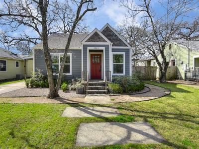 Austin Single Family Home For Sale: 1305 E 29th St
