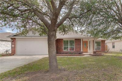 Round Rock Rental For Rent: 3265 Arroyo Bluff Ln