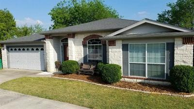 Lago Vista Single Family Home For Sale: 20501 Highland Lake Dr