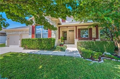 Pflugerville, Round Rock Single Family Home For Sale: 4219 Pasada Ln