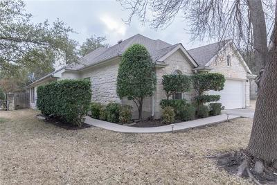 Travis County, Williamson County Single Family Home For Sale: 11409 Sweet Basil Ct